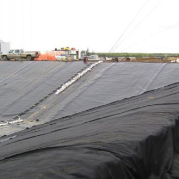 Farm HDPE Endurecido Geomembrane Pond Liner